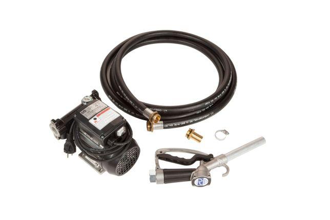 Pompa pistolet i wąż do oleju napędowego Lightpump 60