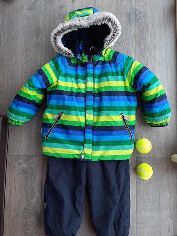 Зимний костюм LENNE для мальчика, р.98