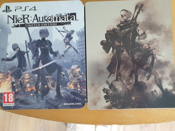 Nier Automata PS4 Limited edition