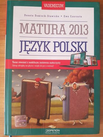 Matura Język Polski 2013