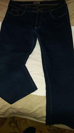 брюки -джинсы женские