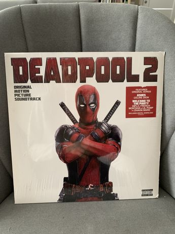 Deadpool 2 / O.S.T. – Deadpool 2 (Original Soundtrack) 180  вінілова п