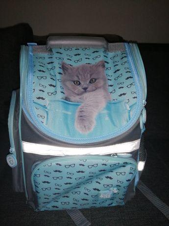 Super tornister plecak z kotkiem