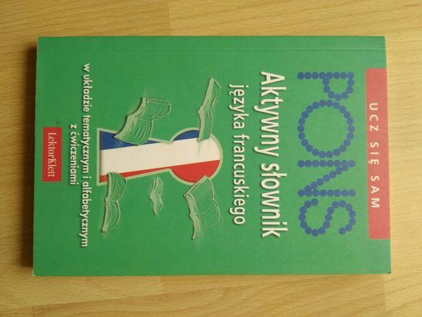 Język francuski słownik Pons
