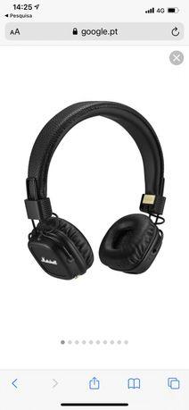 Headphones bluetooth Marshall manor ii