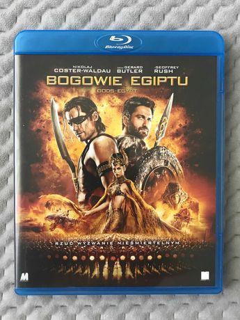 """""""Bogowie Egiptu"""" - Blu-ray (polskie wydanie - polski dubbing)"""