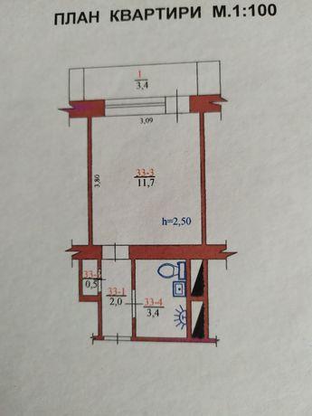 Продам квартиру в Новому Роздолі