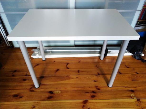 Stolik - blat Linnmon IKEA 60 x 100 cm
