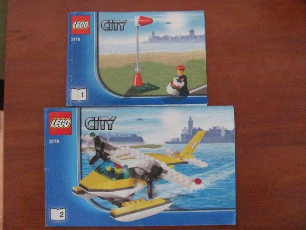 Zestaw Lego City Hydroplan