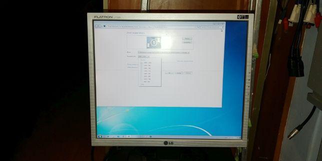 Monitor 17 cali FLATRON L1753S