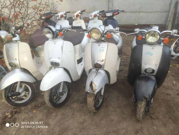 Honda cria gorno без пробега по Украине