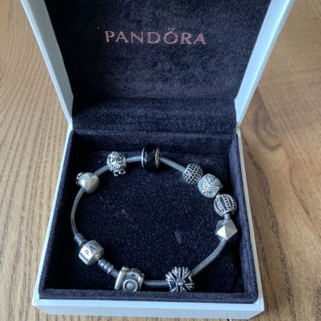Pandora с бусинками