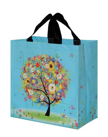 Torba na zakupy drzewka szczęścia