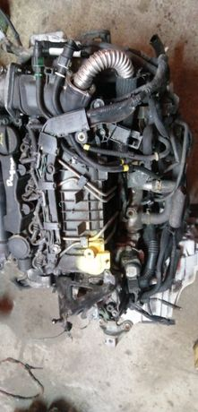 Silnik FORD FOCUS MK2 C-MAX 1.6 TDCI 109KM peugeot citroen volvo G8DA