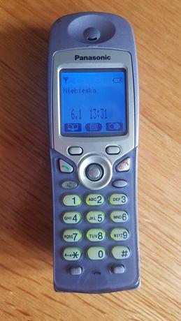 Telefon stacjonarny Panasonic KX-TCA150EXV i baza KX-TCD500PDV
