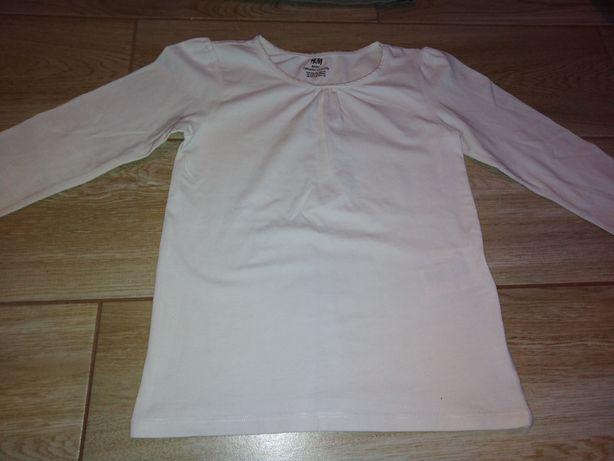 Bluzeczka t~shirt h&m
