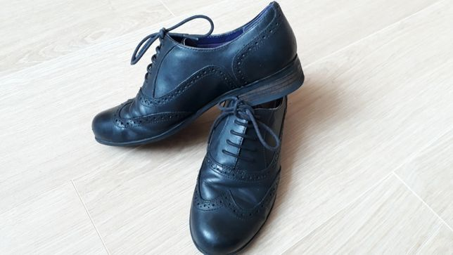 Полуботинки, туфли, ботинки женские Clarks, р. 37,5.