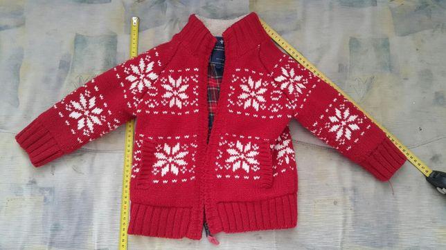 Продам куртку демисезонную на мальчика 2-3года рост до 98см