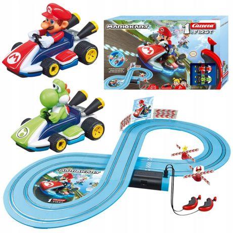 CARRERA Tor wyścigowy Nintendo Mario Kart 2,4m Najtaniej!