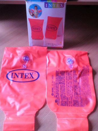 Нарукавники манжеты надувные Intex