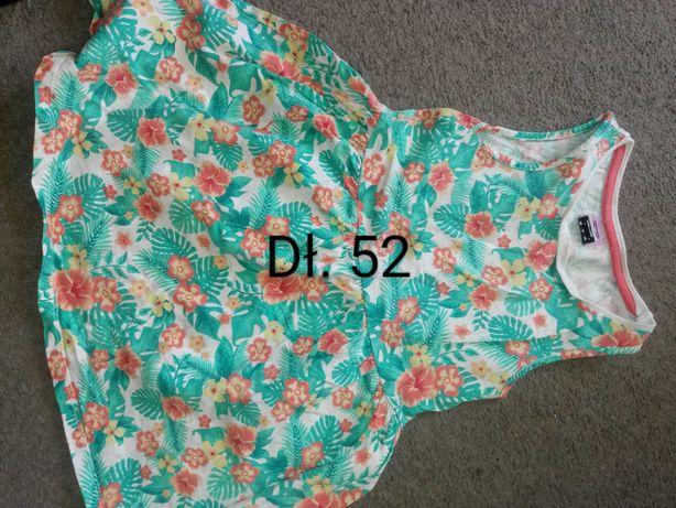 Sukienki r 98-104, zestaw 5 szt