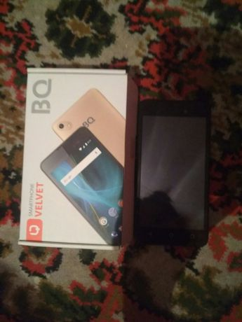 BQ velvet 5035 смартфон