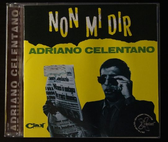 Adriano Celentano – Non Mi Dir (Originally (P) 1965 Clan)