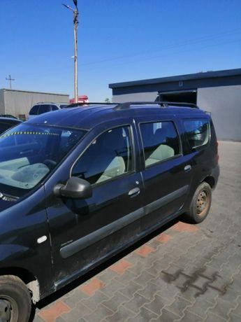 Drzwi przód lewe Dacia Logan I lakier Tekna