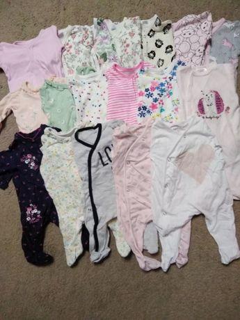 Ubranka dla dziewczynki 56-62