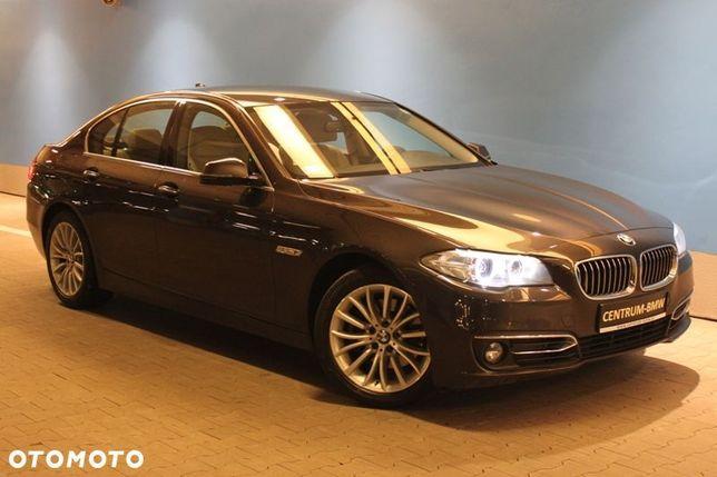 BMW Seria 5 FVAT 23%, Salon Polska, xDrive, 100% Bezwypadkowy