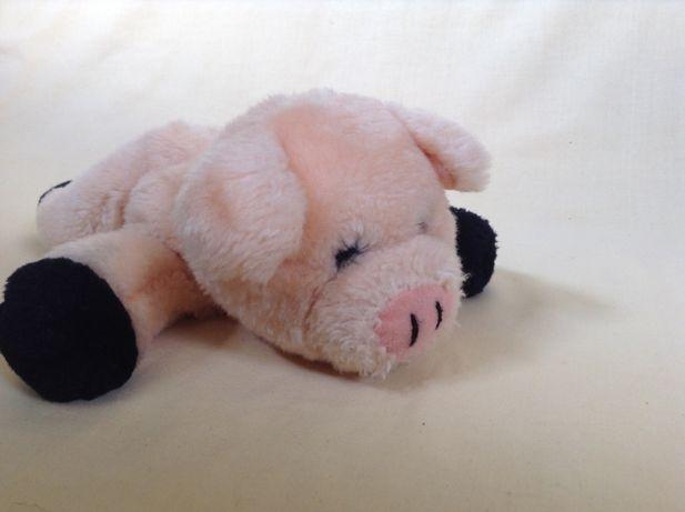 Мягкая игрушка, плюшевая свинка
