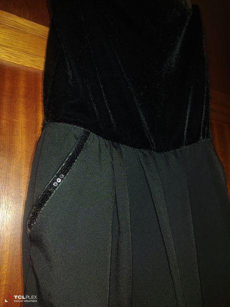 Macacão de cerimonia preto
