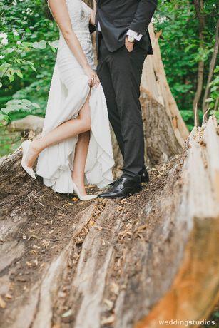 PRONOVIAS suknia ślubna DRAIL