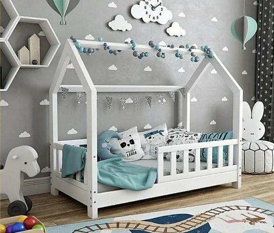 АКЦИЯ!!! Детская кроватка Домик от производителя!