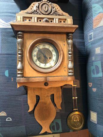 Zegar wiszący Gustav Becker Silesia