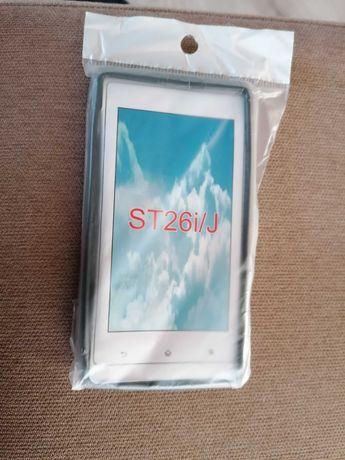 Etui Sony Ericsson st26i/J