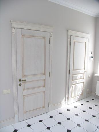 Изготовление под заказ входных, межкомнатных дверей, лестниц .