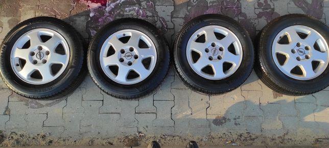 Alufelgi Opel Zafira