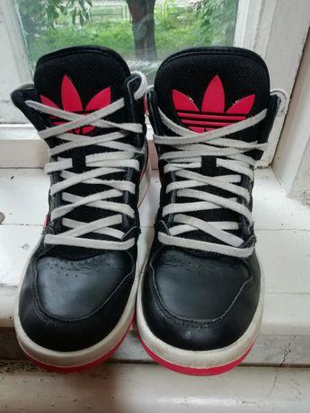 Хайтопы Adidas 34 размер