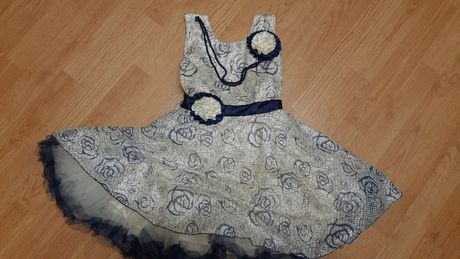 Нарядное платье на 5-6 лет Ретро Стиляги Продажа