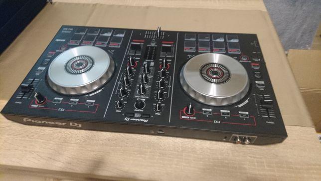 Pioneer DDJ-SB2 Kontroler DJ+Decksaver-użyty kilka razy, stan idealny