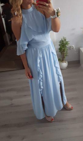 Długa sukienka maxi L