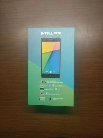 Продам телефон S-TELL P770