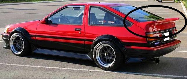 Spoiler Toyota ae86