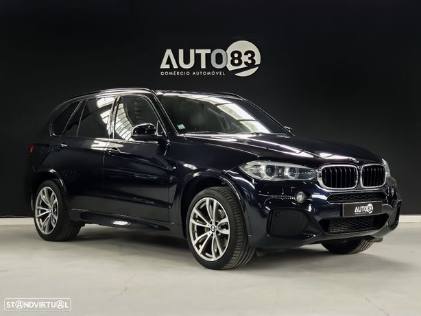 BMW X5 25d Pack M