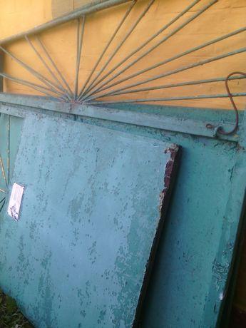 Продам ворота + хвіртка