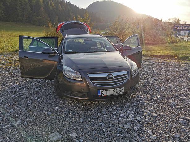 Opel insignia 2010r ecoflex 2.0cdti 131KM