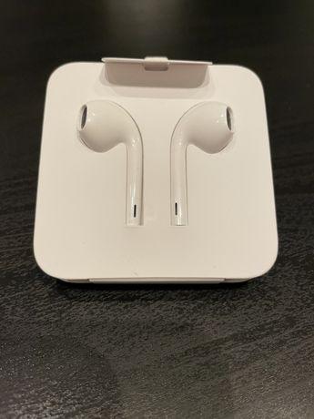 NOWE Słuchawki Apple Lightning (nierozpakowane)