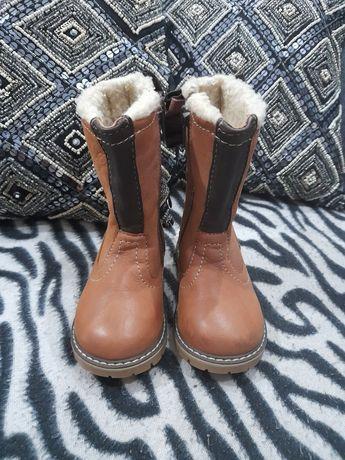 Kozaczki buty dziecięce zimowe Lasocki r.22