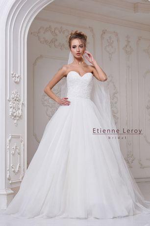 Свадебное дизайнерское платье Etienne Leroy, р.42, 44, 46, s, m, l